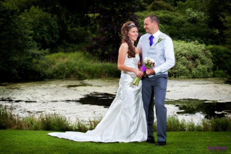 Greystoke castle lake district wedding_16